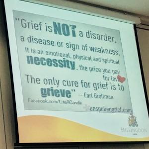 S4G Grief